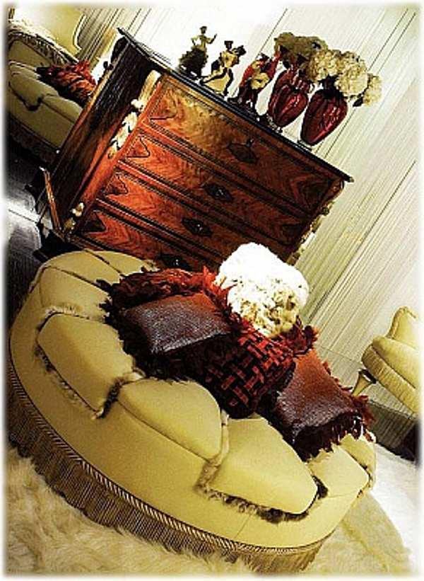 Pouf cornelio cappellini 712 luxury chic oro acquistare a kiev - Comprare mobili direttamente dalla fabbrica ...